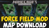 Minecraft Xbox 360/One: Force Field Mod map Download