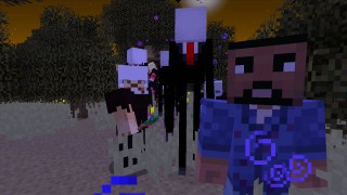 Minecraft Xbox 360/One: Modded Slenderman Hide and Seek map Download