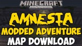 Minecraft Xbox 360/One: Amnesia Horror Modded Adventure map Download