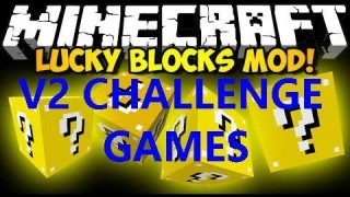 Minecraft Xbox 360/One: Lucky Block Modded map Download