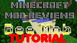 Minecraft Xbox 360/One: Modded Bee's Mob map Download