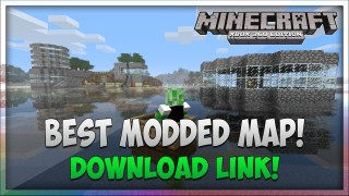 Minecraft Xbox 360/One: Best Ever Modded map Download