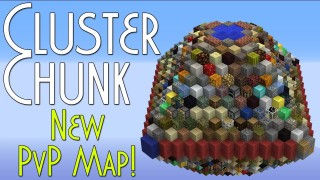 Minecraft Xbox 360/One: Modded Cluster Chunk map Download