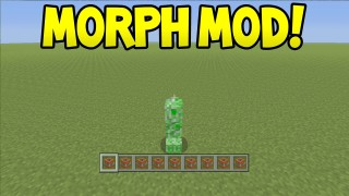 Minecraft Xbox 360/One: Morph Modded map Download