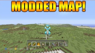 Minecraft Xbox 360/One: TU27 Modded map Download
