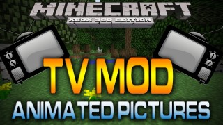 Minecraft Xbox 360/One: TV Modded map Download