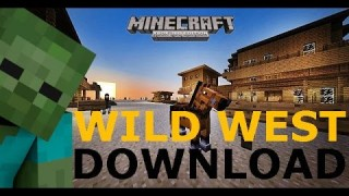 Minecraft Xbox 360/One: Wild West Modded Survival map Download