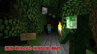 Minecraft Xbox 360/One: Don't Look Under The Bed Modded Horror map Download