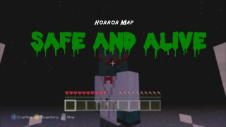 Minecraft Xbox 360/One: Halloween Modded (Safe and Alive) map Download