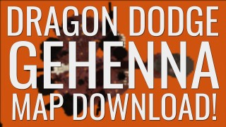 Minecraft Xbox 360/One: Dragon Dodge 2: Gehenna map Download