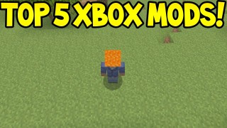 Minecraft Xbox 360/One: Top 5 Mods maps Download