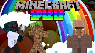 Minecraft Xbox 360/One: Skittle Spleef Modded map Download