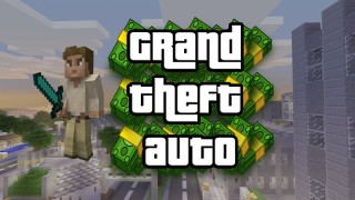 Minecraft Xbox 360/One: Modded GTA map Download
