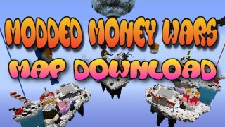 Minecraft Xbox 360/One: Sweet Dreams Modded Money Wars map Download