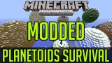 Minecraft Xbox 360/One: Modded Planetoids Survival map Download