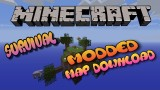 Minecraft Xbox 360/One: Modded Survival Sky Globe map Download