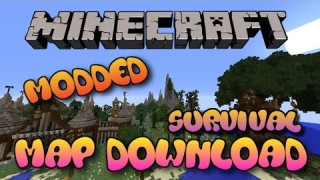 Minecraft Xbox 360/One: Modded RPG Survival map Download