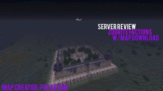 Minecraft Xbox 360/One: Modded Zuorite Factions map Download