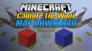 Minecraft Xbox 360/One: Capture The Wood Modded map Download