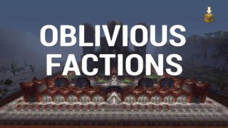 Minecraft Xbox 360/One: Oblivious Modded Factions map Download